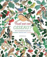 Léo Martin et Sébastien Turpin - Quel est cet oiseau ? - Kit d'identification.
