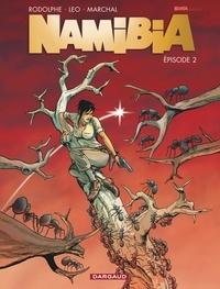 Léo et  Rodolphe - Namibia Tome 2 : .