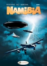 Léo et  Rodolphe - Namibia - Episode 4.