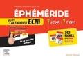 Léo Prud'homme et Anna Gemahling - Ephéméride : mon calendrier ECNi - 1 jour / 1 item.