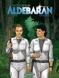 Léo - Retour sur Aldébaran Tome 1 : .