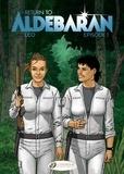 Léo - Return to Aldebaran Tome 1 : .