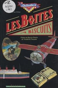 Léo Scheer et Nathalie Scheer - Les boîtes à biscuits.