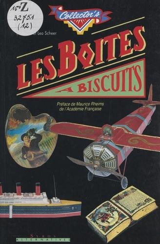 Les boîtes à biscuits