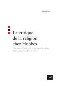 La critique de la religion chez Hobbes - Une contribution à la compréhension des Lumières (1933-1934).pdf