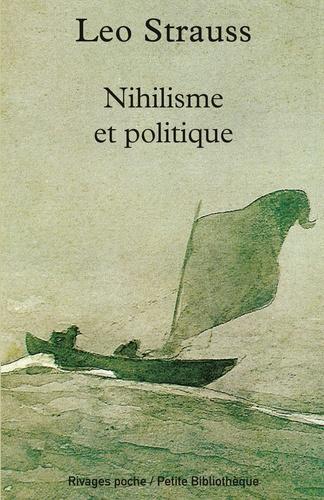 Nihilisme et politique