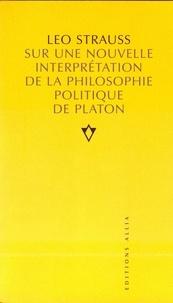 Sur une nouvelle interprétation de la philosophie politique de Platon.pdf