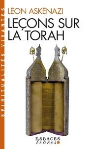 Léon Askenazi - Leçons sur la Torah - Notes sur la paracha.