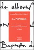Leon Battista Alberti - La peinture - Texte latin, traduction française, version italienne.