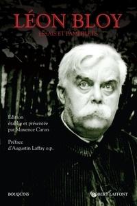 Léon Bloy - Essais et pamphlets.
