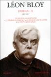 Léon Bloy - Journal - Tome 2, 1907-1917.