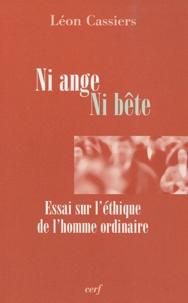 Ni ange ni bête - Essai sur léthique de lhomme ordinaire.pdf