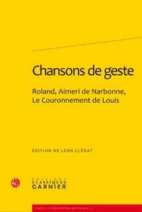 Galabria.be Chansons de geste - Roland, Aimeri de Narbonne, Le Couronnement de Louis Image