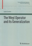 Leon Cohen - The Weyl Operator ans its Generalization.