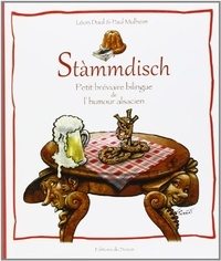 Léon Daul et Paul Mulheim - Stammdisch - Petit bréviaire bilingue de l'humour alsacien.