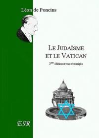Le judaïsme et le Vatican - Une tentative de subversion spirituelle ?.pdf