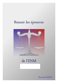Léon Flavy - LE LIVRE DU CONCOURS ENM - CONCOURS ENM CULTURE GENERALE, COMPREHENSION DU MONDE CONTEMPORAIN.
