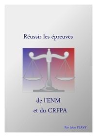 Léon Flavy - LIVRE DU CRFPA - CRFPA 2019.