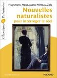 Léon Hennique et Octave Mirbeau - Nouvelles naturalistes pour interroger le réel.