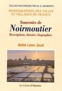 Cjtaboo.be Souvenirs de Noirmoutier - Descriptions, histoire, biographies, etc. Image