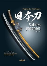 Leon Kapp et Hiroko Kapp - Sabres japonais d'exception - Art ancestral et secrets d'un grand maître.