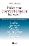 Léon Karlson - Parlez-vous correctement français ?.