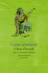 Léon Ketcheyan et Tigrane Navassardian - Contes arméniens - L'Oiseau d'Emeraude.