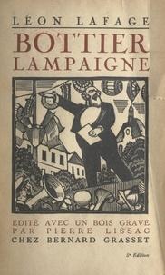 Léon Lafage et Pierre Lissac - Bottier-Lampaigne.