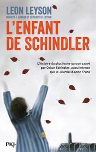 Téléchargez des livres magazines gratuits L'enfant de Schindler (French Edition) 9782266246927 PDF CHM PDB