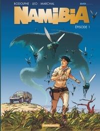 Léon Marchal et  Léo - Namibia Tome 1 : .