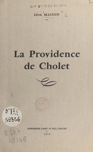 Léon Masson - La Providence de Cholet.