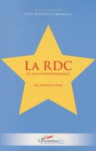 Léon Matangila Musadila - La RDC 50 ans d'indépendance - Les perspectives.