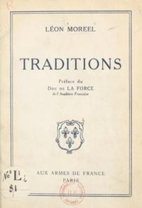 Léon Moreel et  La Force - Traditions.