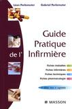 Léon Perlemuter et Gabriel Perlemuter - Guide pratique de l'infirmière.