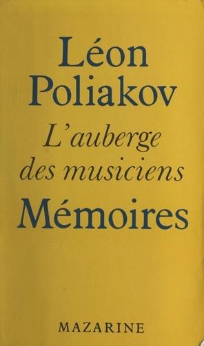 L'Auberge des musiciens. Mémoires