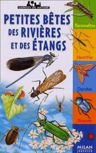 Léon Rogez - Petites bêtes des rivières et des étangs.