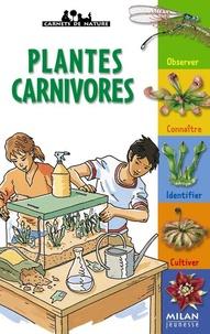 Léon Rogez - Plantes carnivores.