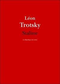 Léon Trotski et Léon Trotsky - Staline.