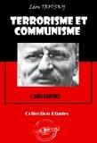Léon Trotsky - Terrorisme et communisme (L'Anti-Kautsky) - édition intégrale.