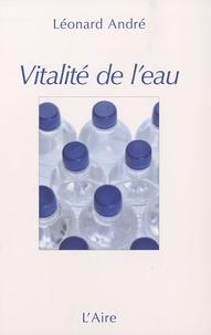 Lemememonde.fr La vitalité de l'eau Image