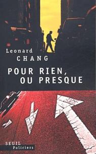 Leonard Chang - .