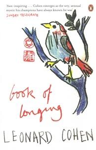 Leonard Cohen - Book of Longing.