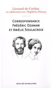 Léonard de Corbiac - Correspondance Frédéric Ozanam et Amélie Soulacroix.