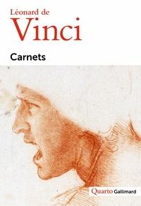Léonard de Vinci - Carnets.