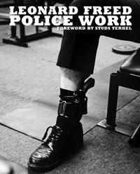 Leonard Freed - Police work.