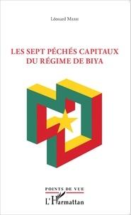 Galabria.be Les sept péchés capitaux du régime de Biya Image