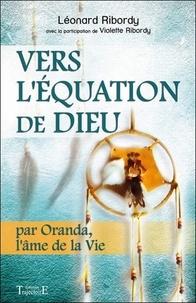 Vers léquation de Dieu - Par Oranda, lâme de la vie.pdf