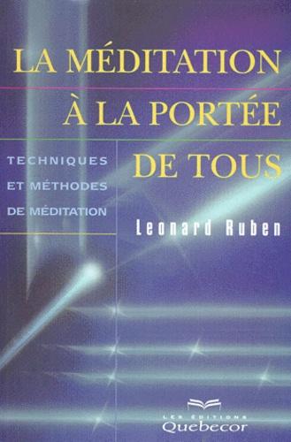 Léonard Ruben - .
