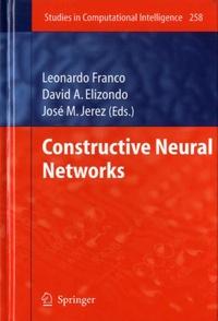 Constructive Neural Networks - Leonardo Franco   Showmesound.org
