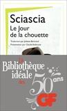 Leonardo Sciascia - La bibliothèque idéale des 50 ans GF Tome 23 : Le Jour de la chouette.